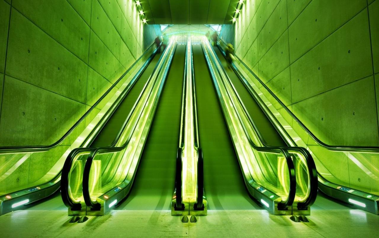 Семь энергосберегающих эскалаторов установят на станции метро «Котельники»