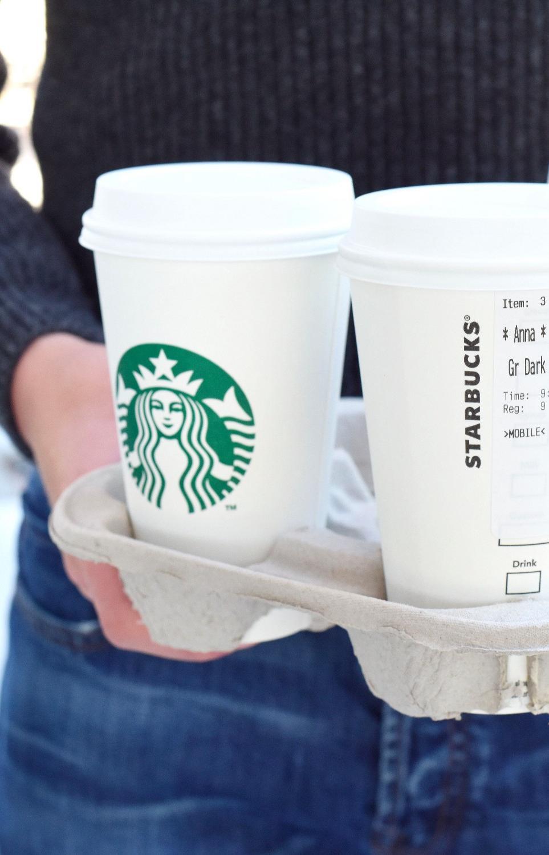 McDonald's и Starbucks вместе разработают альтернативу одноразовым пластиковым стаканчикам