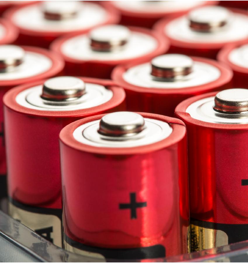 «ВкусВилл» открыл еще 71 пункт приема батареек