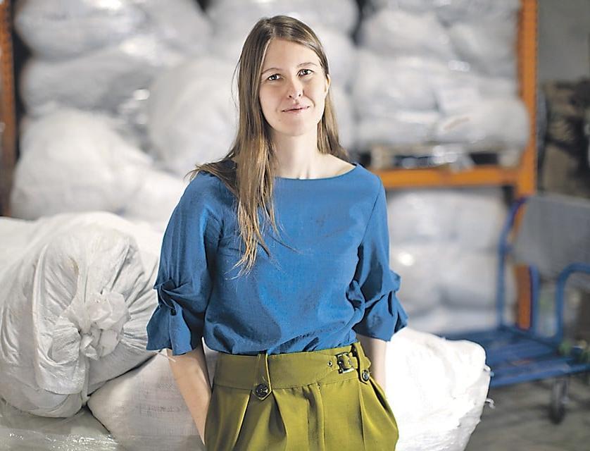 Дарья Алексеева: как создать в России банк одежды