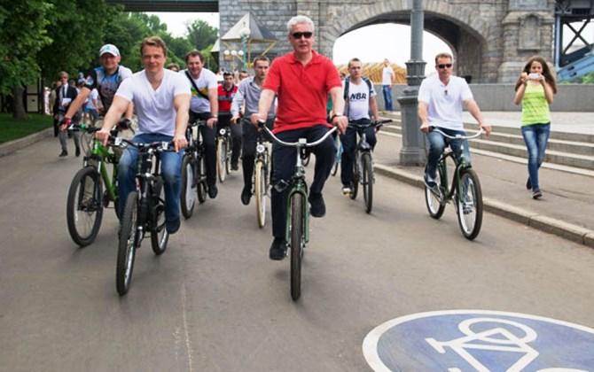 На «Стрелке» велосипедисты выяснят, когда Москва станет велоцентром