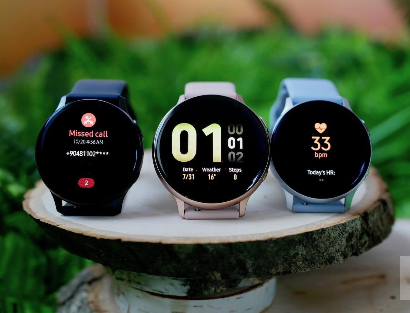 Samsung запустил программу Trade-in для часов и фитнес-браслетов