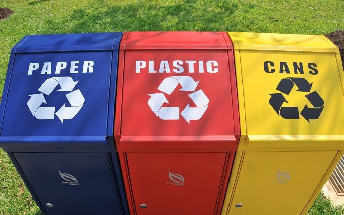 Видео дня: почему закрывают пункты раздельного сбора мусора