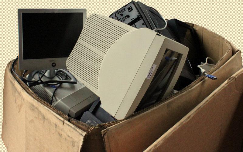 «Центр экономии ресурсов» бесплатно примет на переработку старую электронику и оргтехнику