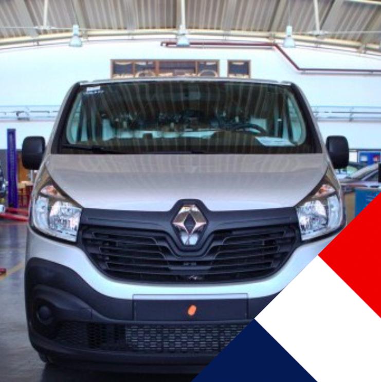 Renault выпустила электромобиль из использованных аккумуляторов