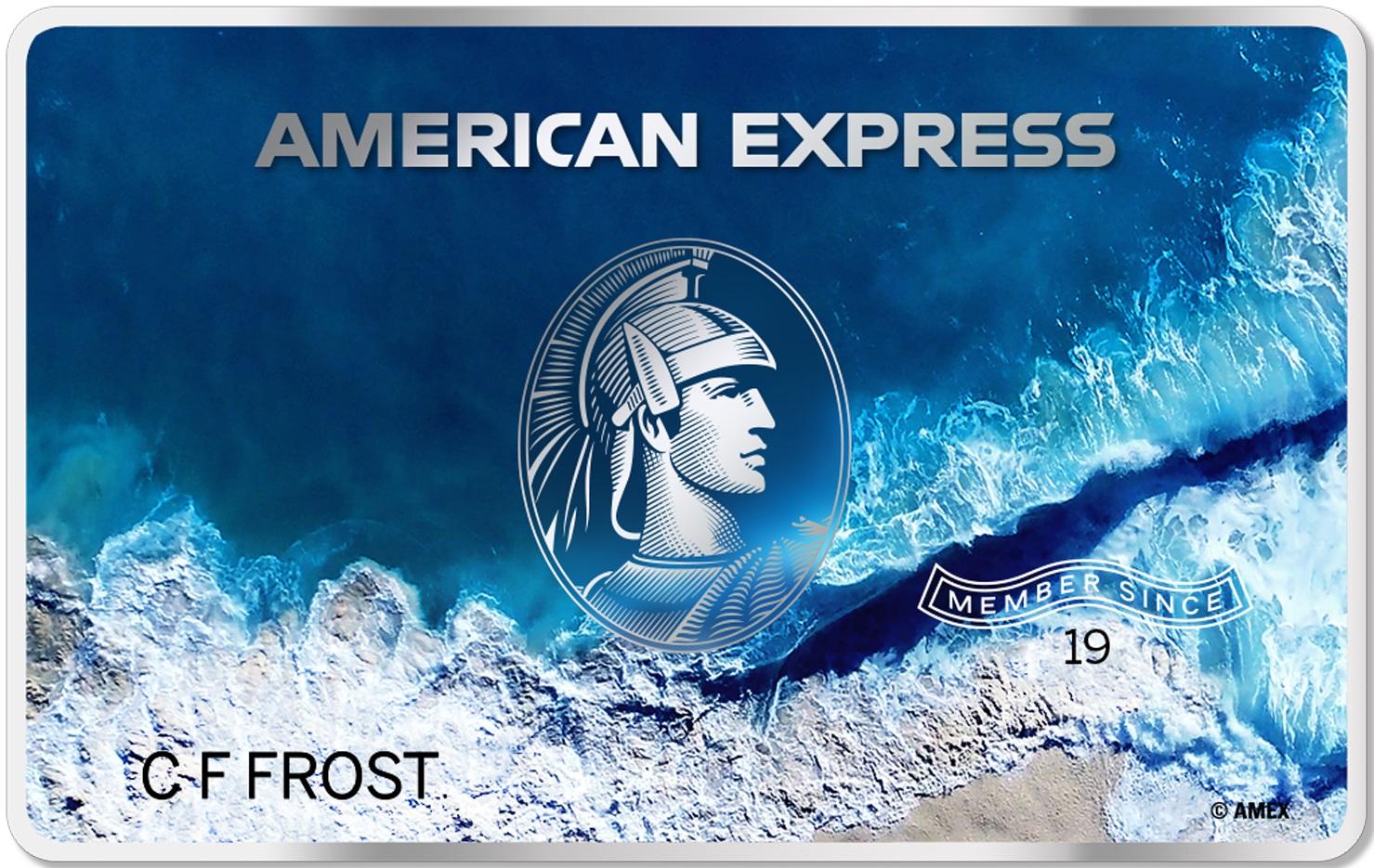 American Express выпустит пластиковые карты из океанического мусора
