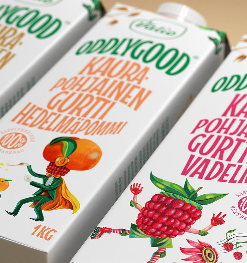 Valio подарит напитки за участие в инстаграм-марафоне