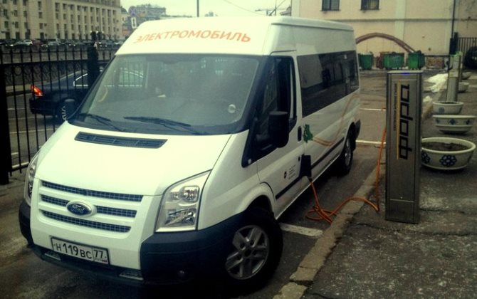 Началось тестирование российской зарядки для электромобилей