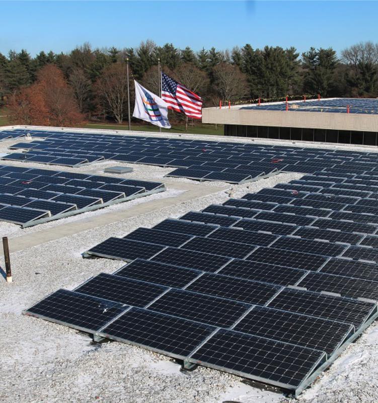 PepsiCo перешла на солнечную энергетику
