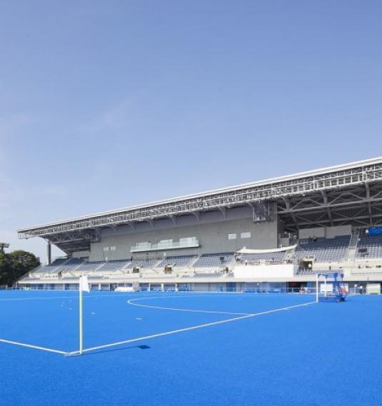 Олимпийский хоккейный стадион в Токио стал самым экологичным в мире