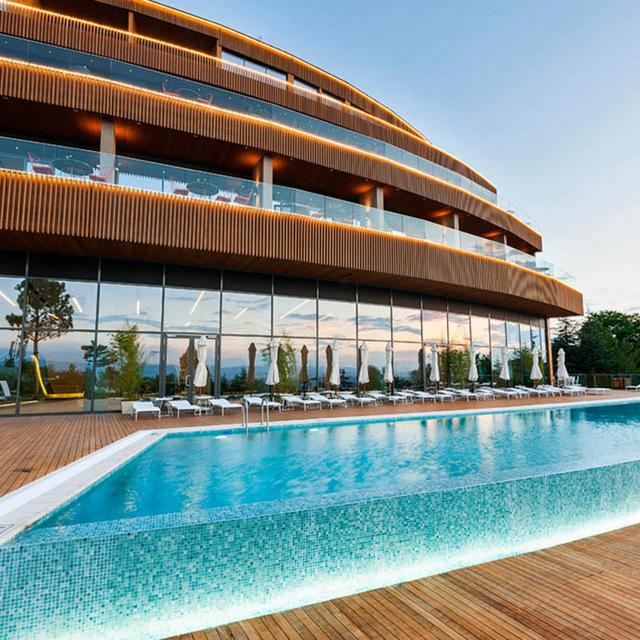 10 самых экологичных отелей со всего мира