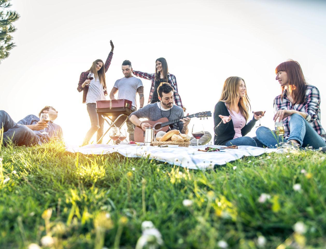 ЭкоЛето: 7 правил экологичного пикника