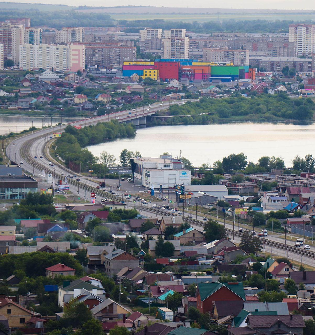 В Магнитогорске строится мусоросортировочный комплекс