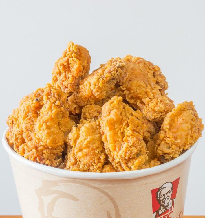 В меню KFC впервые появилась искусственная курица