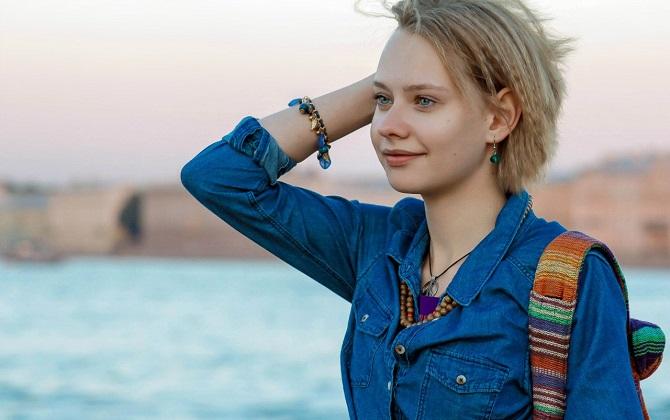 В Петербурге проходит экологичный фотоконкурс «Зеленая блондинка»