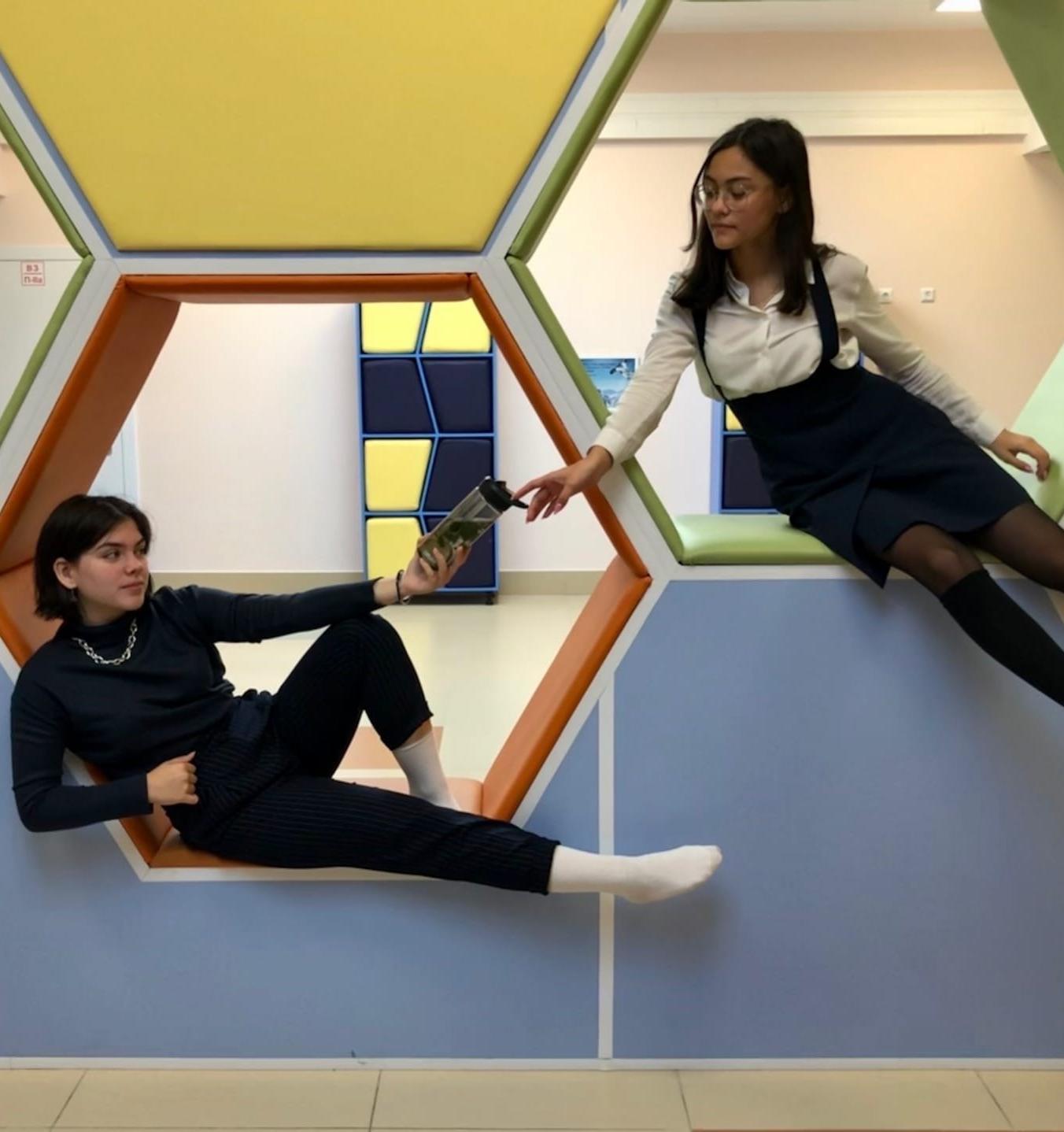 Петербургские школьники подали пример экологичного поведения