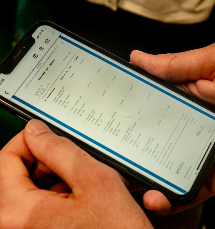 «ВкусВилл» предлагает отказаться от печати чеков в феврале в обмен на бонусы