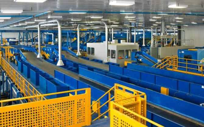 До 2020 года в Подмосковье построят семь заводов по переработке мусора