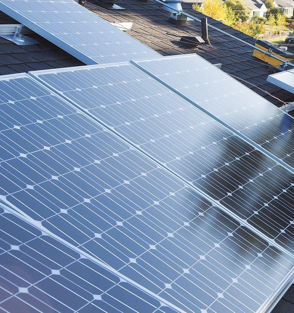 Датские ученые планируют создать солнечные панели разных цветов