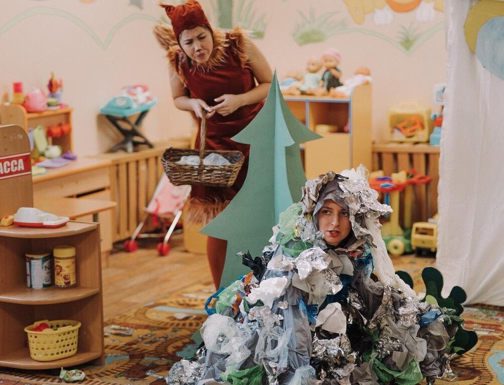 Запущен сбор средств для создания комикса и мультфильма о мусоре
