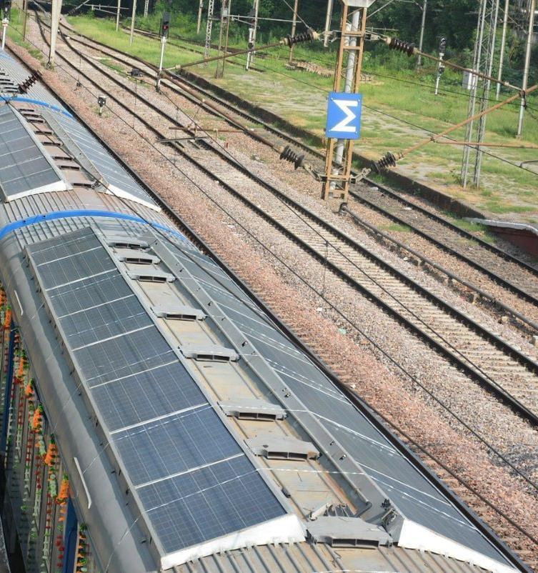 В Японии запустят поезд на солнечной энергии