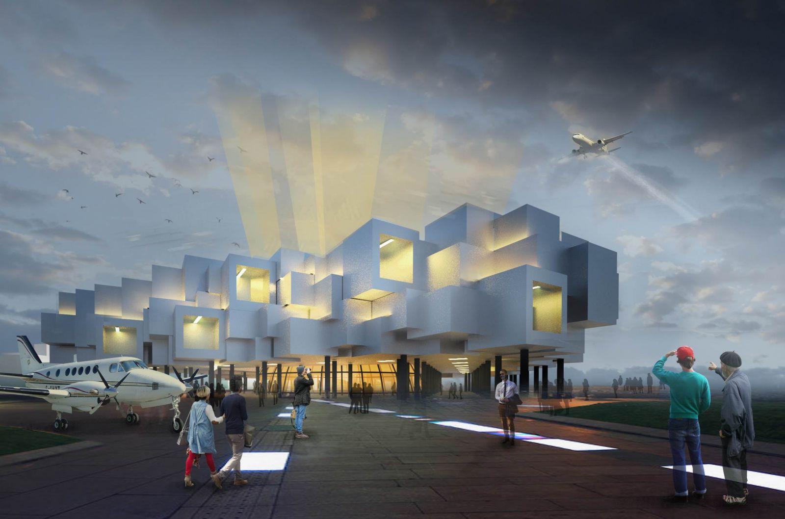 Ельцин Центр представит экологические проекты молодых архитекторов России