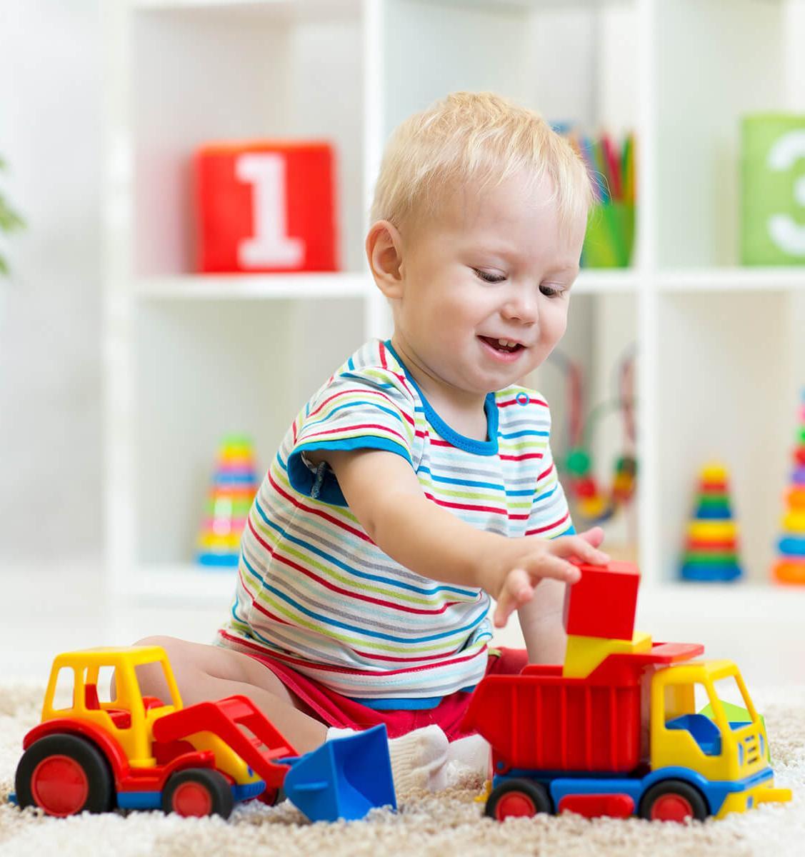 В ЕС ограничили содержание свинца в детских игрушках
