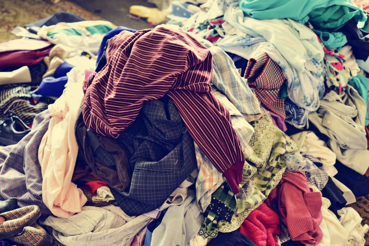 Вторсырье и ненужную одежду соберут на акции в Казани