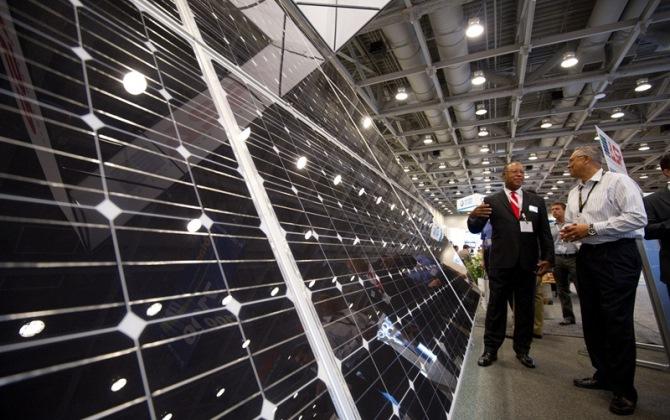 Ссылка дня: главные выставки альтернативной энергетики-2015