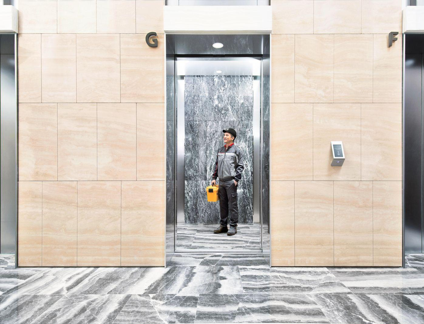 В Испании разработали первый в мире лифт на солнечной энергии