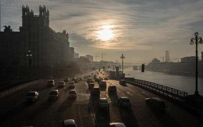 За вредными выбросами в Москве можно следить онлайн