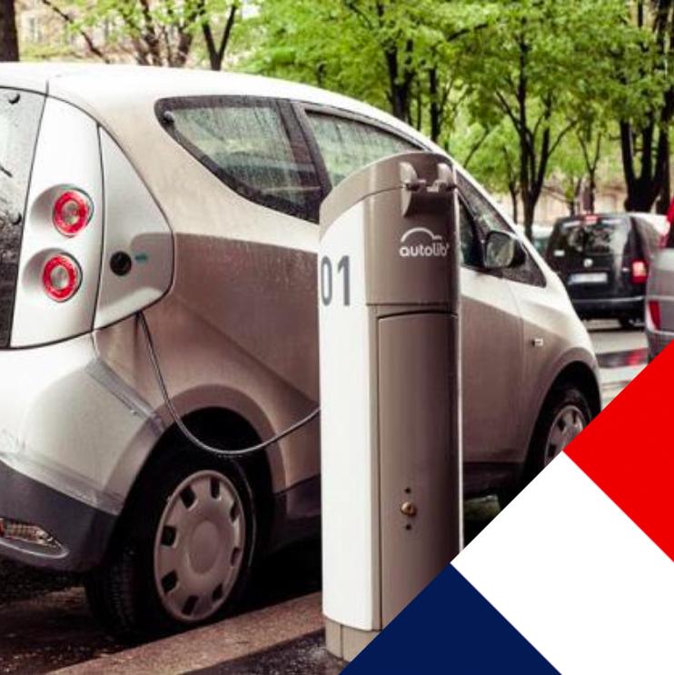 Франция заплатит 10000 евро покупателям электромобилей