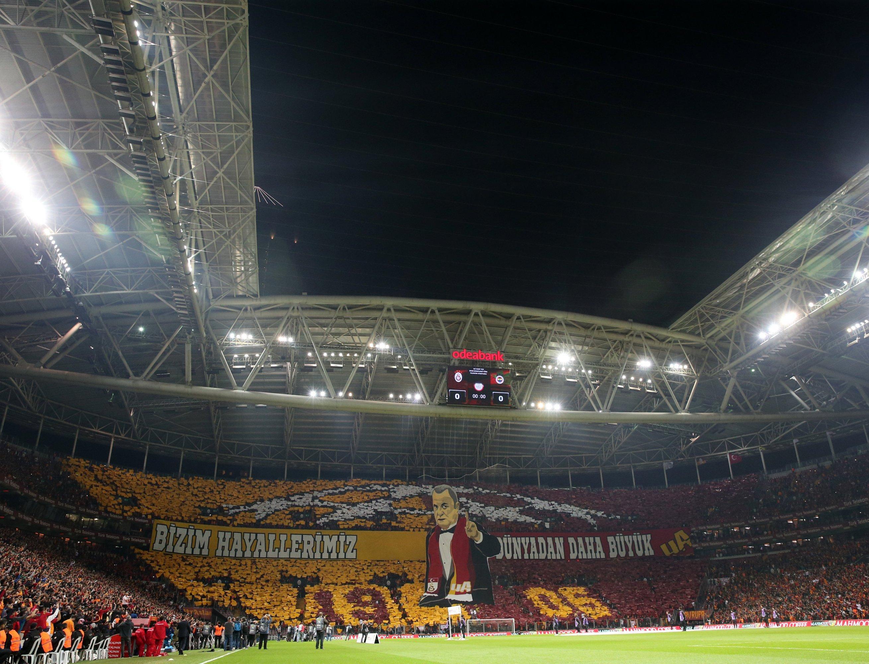 На крыше стадиона «Галатасарай» установят солнечную электростанцию