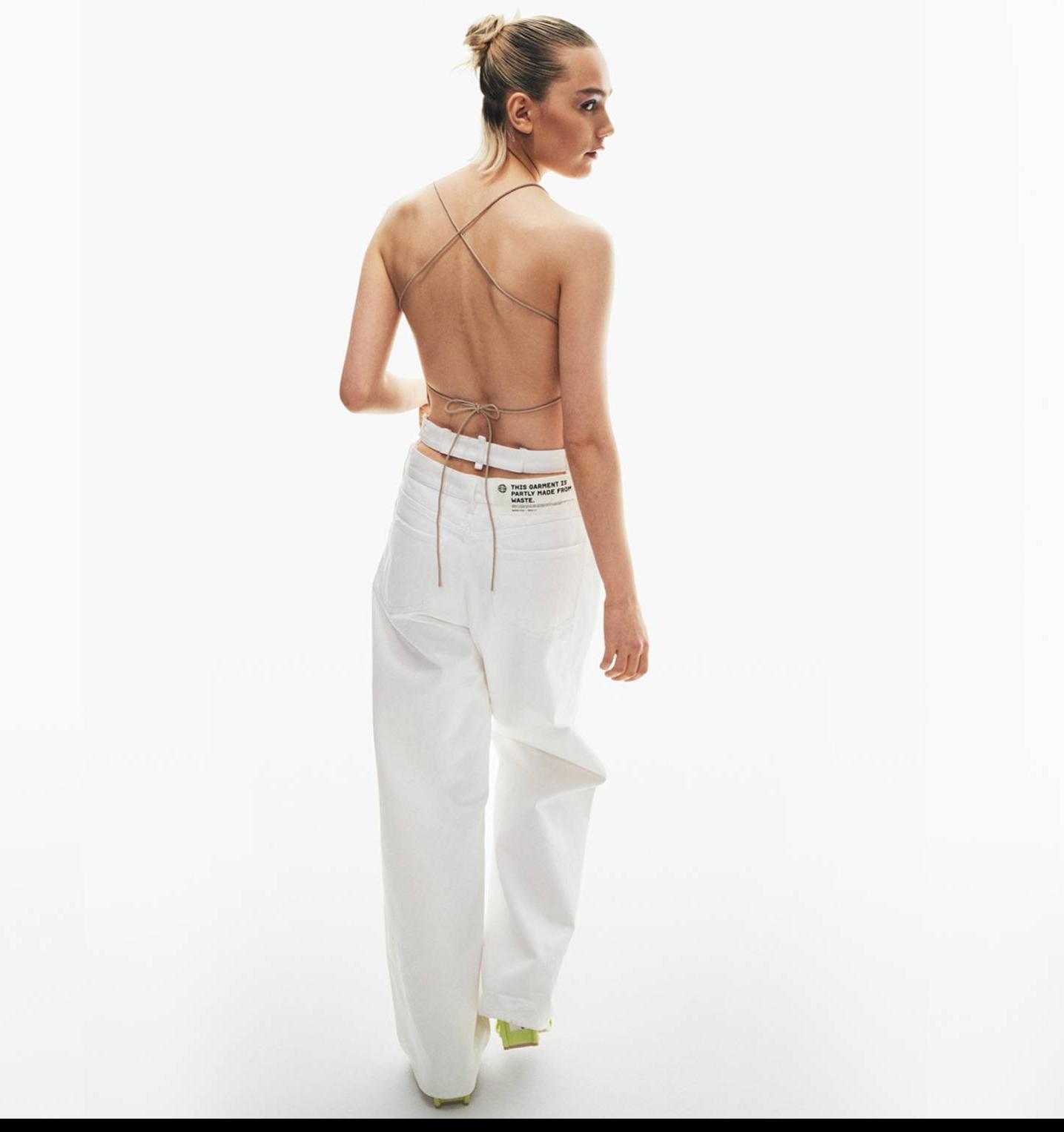В новой коллекции H&M — модели из кожи кактуса и из пряжи на касторовом масле