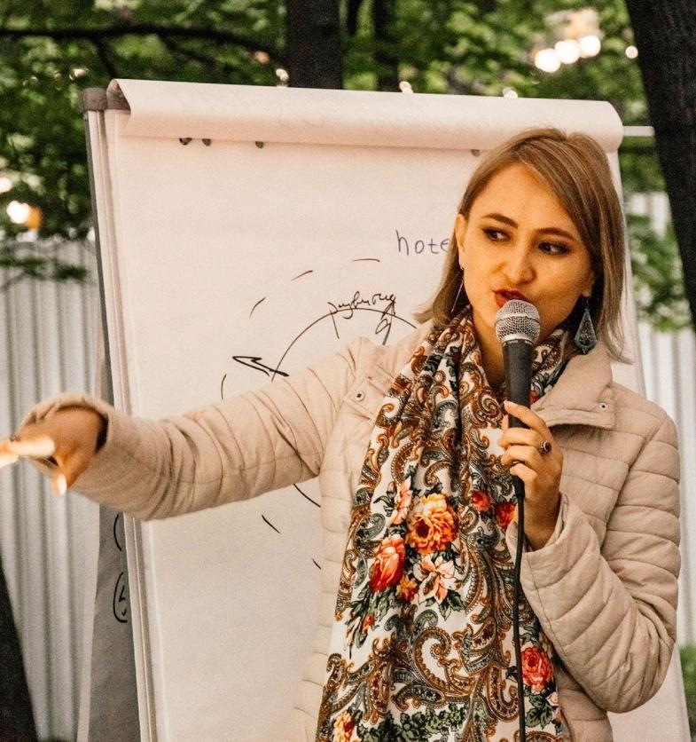 Экотренер Малика Валиева: как уменьшить свой экослед и сделать свой офис «зелёным»