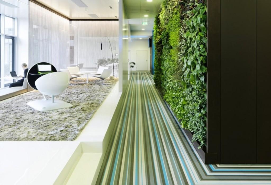 Московское агентство покажет свой «зеленый» офис всем желающим