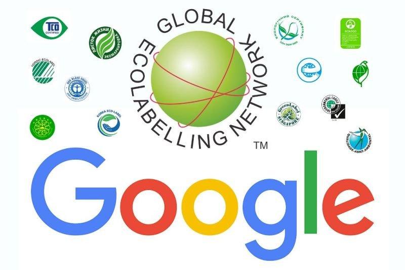 Google поддержала международный стандарт экомаркировки