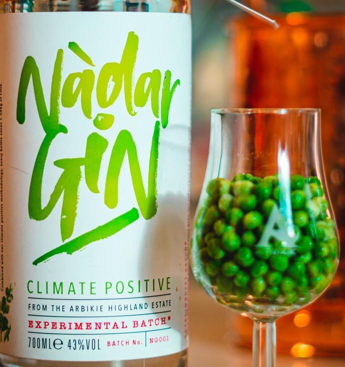 Появился первый в мире джин с отрицательным углеродным следом