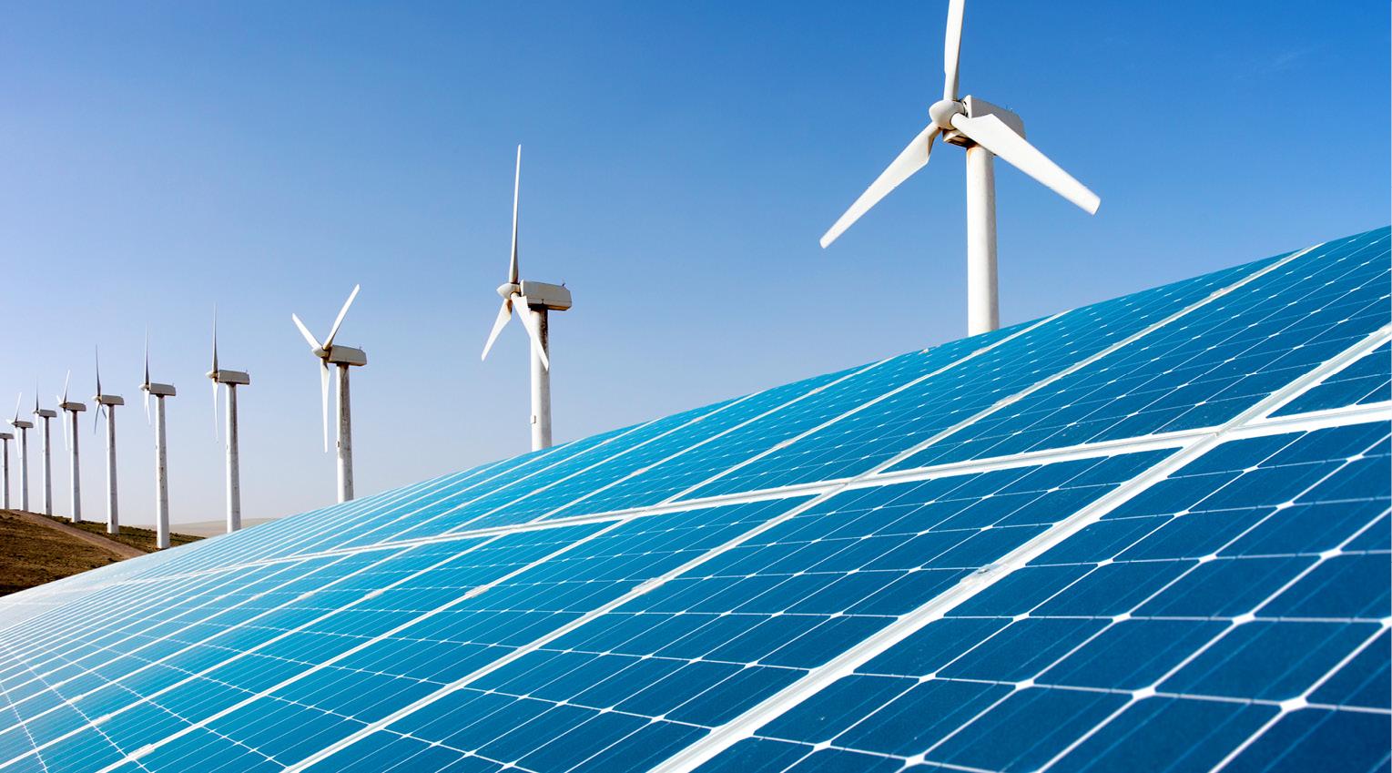 Восточную Сибирь хотят перевести на возобновляемую энергию