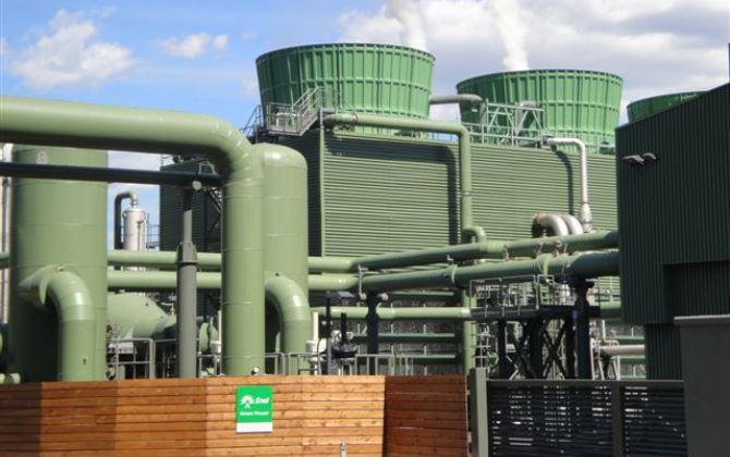 В Италии открылась первая в мире биогеотермальная электростанция