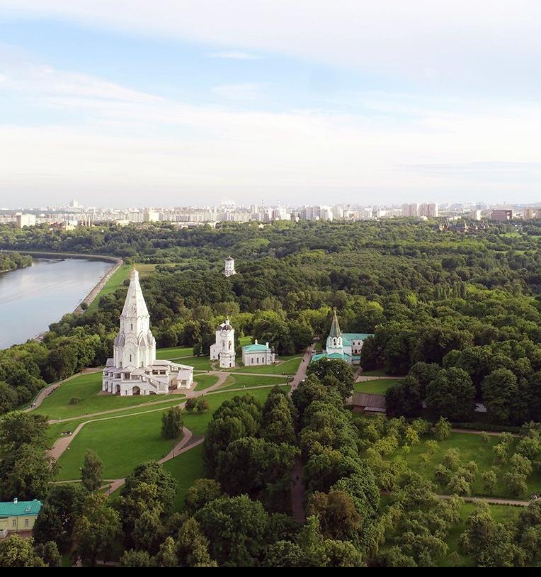 За последние 10 лет в Москве появилось 30 особо охраняемых природных территорий