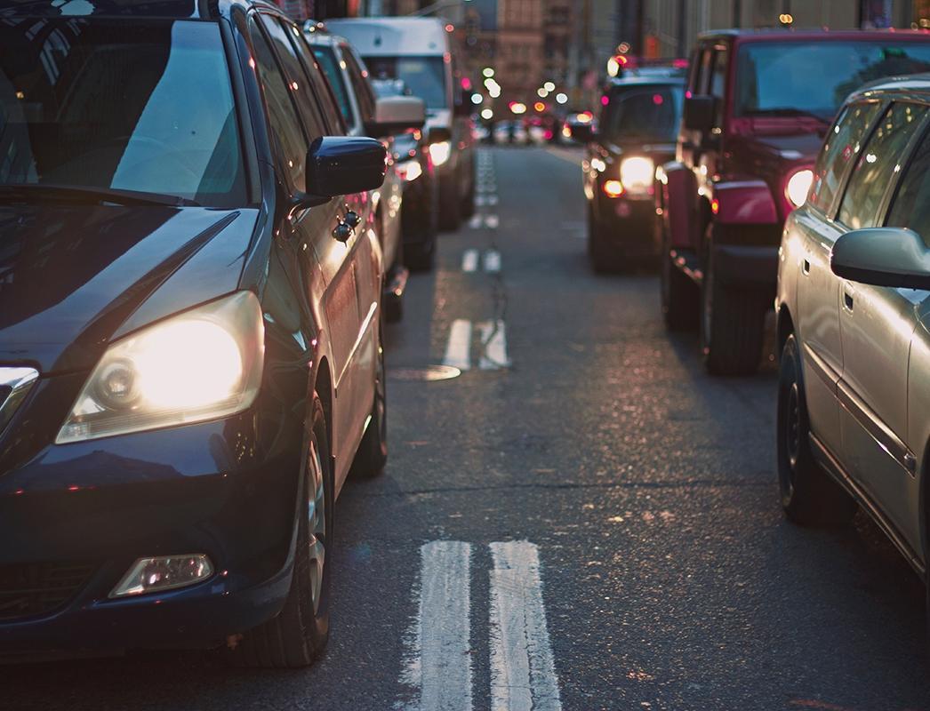 В Москве запретят движение автомобилей с неэкологичными двигателями