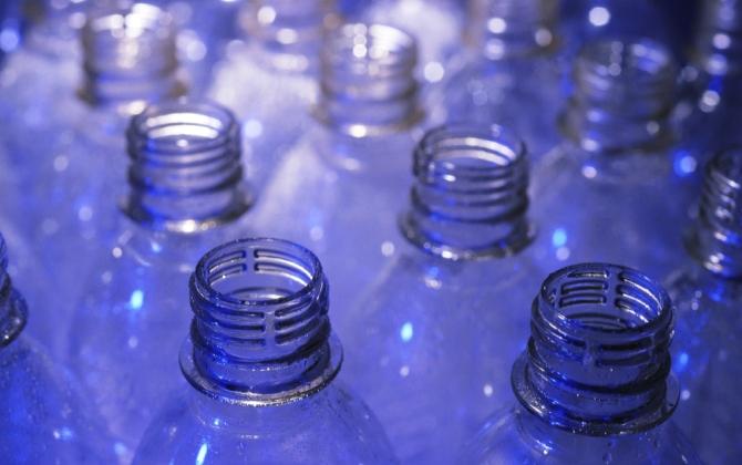 В Петрозаводске принимают пластиковые бутылки для флешмоба