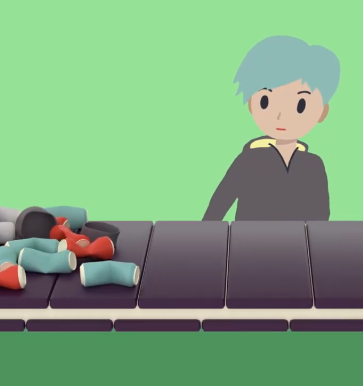 ТАСС выпустил мультфильм о новой комплексной системе обращения с отходами
