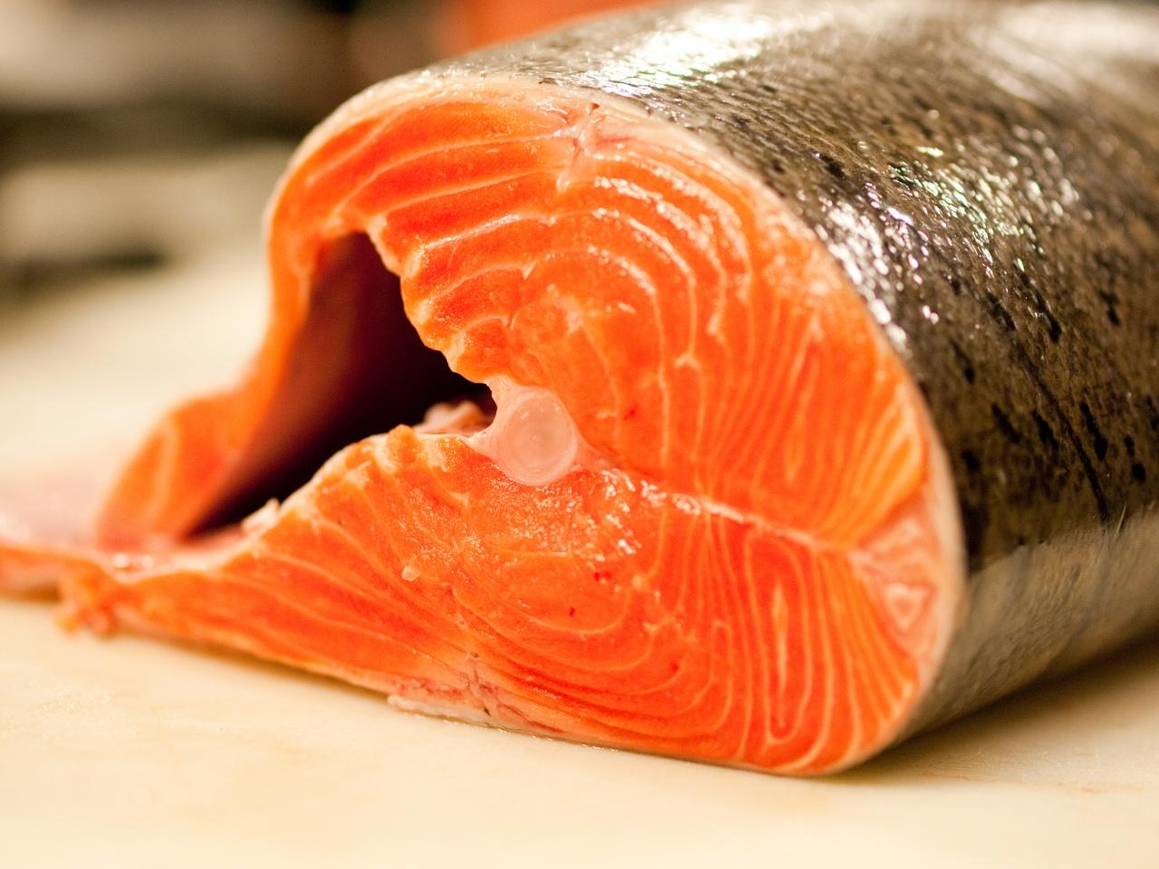 Генетически модифицированный лосось признан безопасным для здоровья