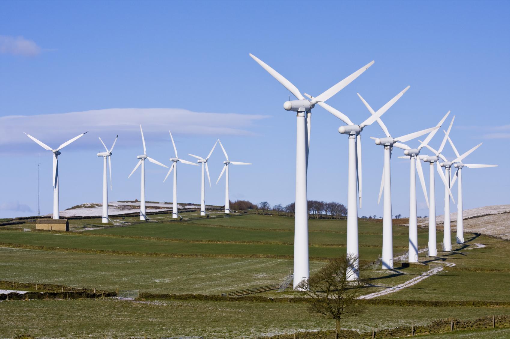 В Великобритании будут сохранять электроэнергию в виде сжиженного воздуха