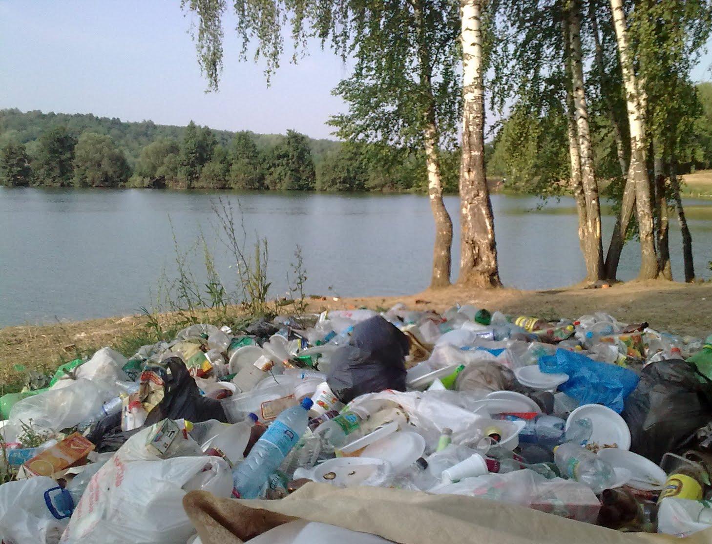 «Зеленые вузы России» запустили студенческую акцию по защите водоемов