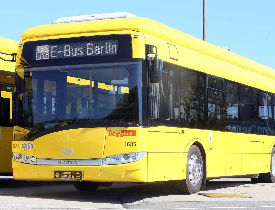 Берлин откажется от дизельных автобусов и полностью перейдет на электробусы