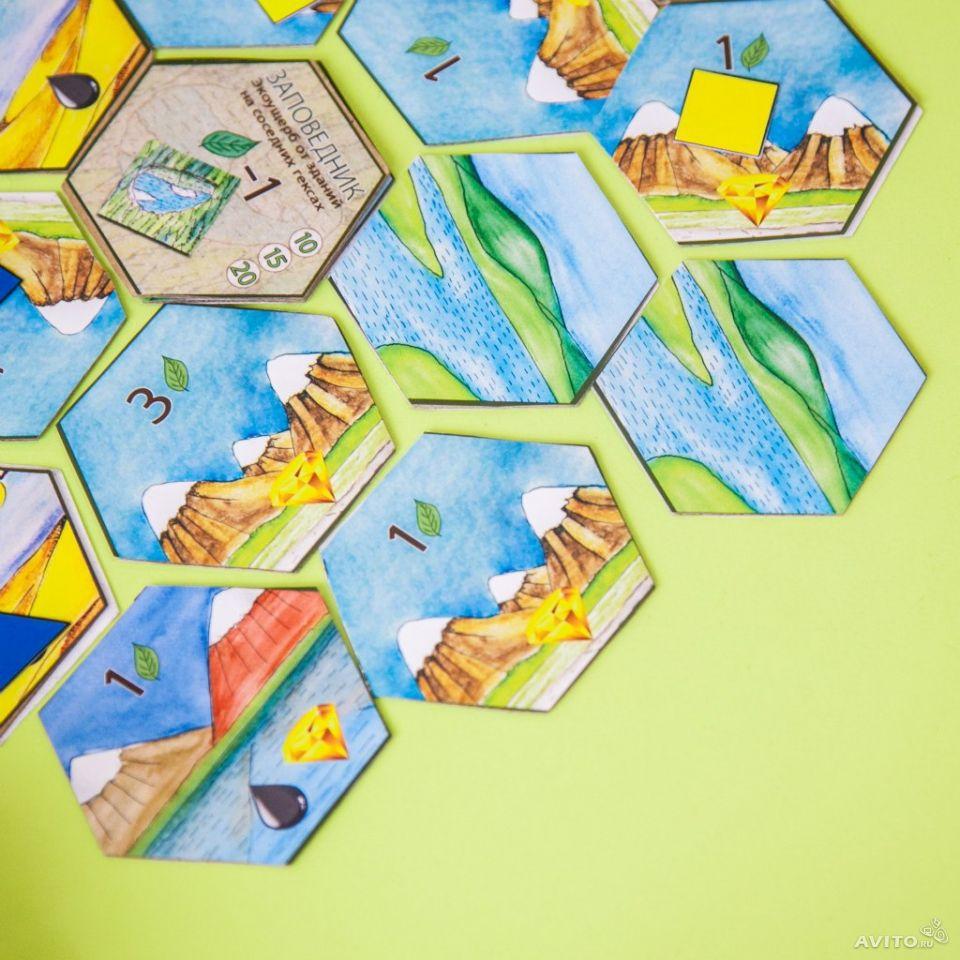 Зеленая команда: Как настольная игра решает проблемы экологии