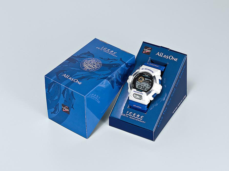 Casio G-SHOCK создал экологичную коллекцию часов